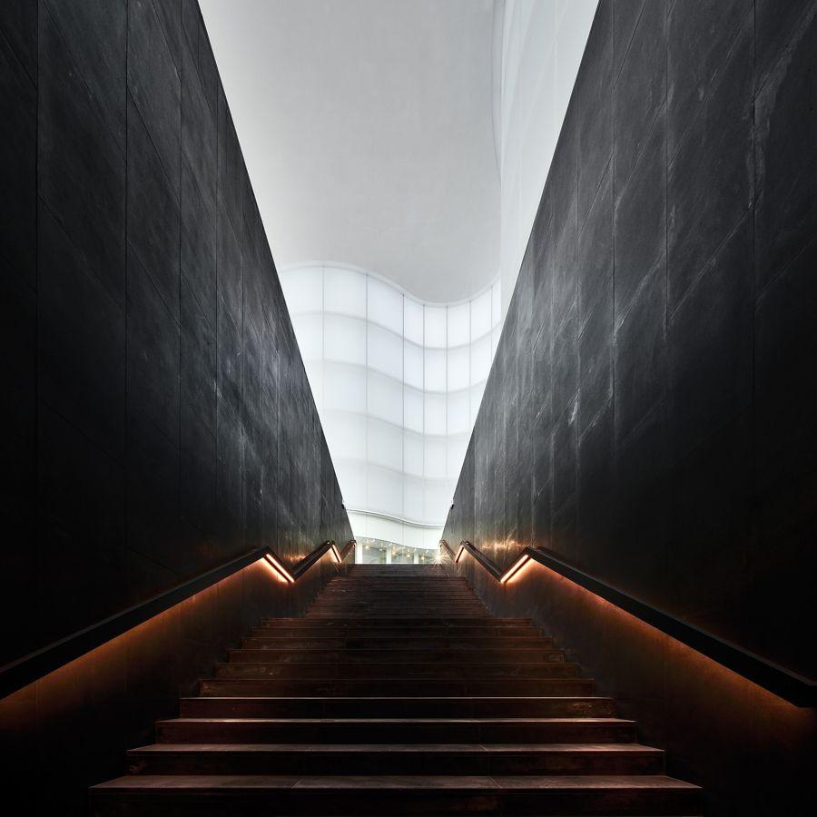 MUDEC Stairs
