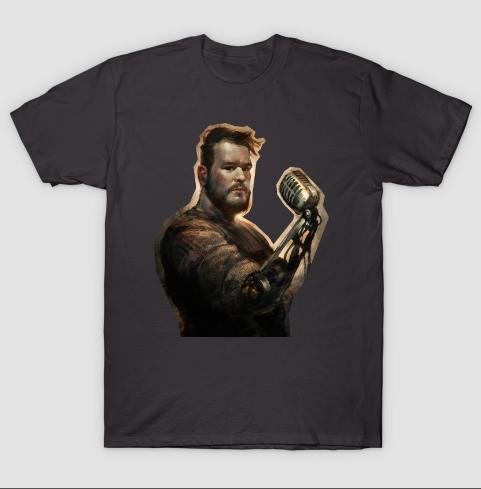 The Illustrious Illustration: PJL Cut-Out T-Shirt
