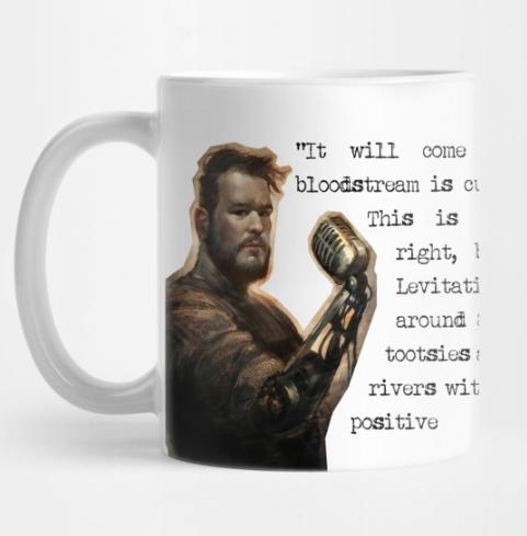 Caffeine Campaign Mug