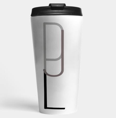 PJL Mischievous Micro-Gram Mug