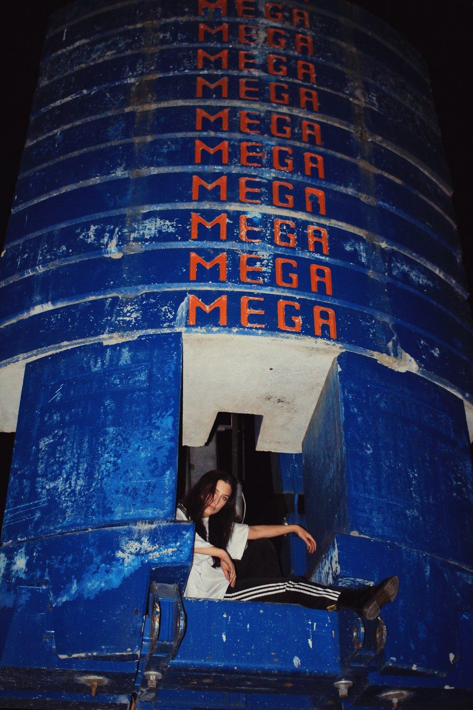 Mega aka Street Script, Designer/Artist