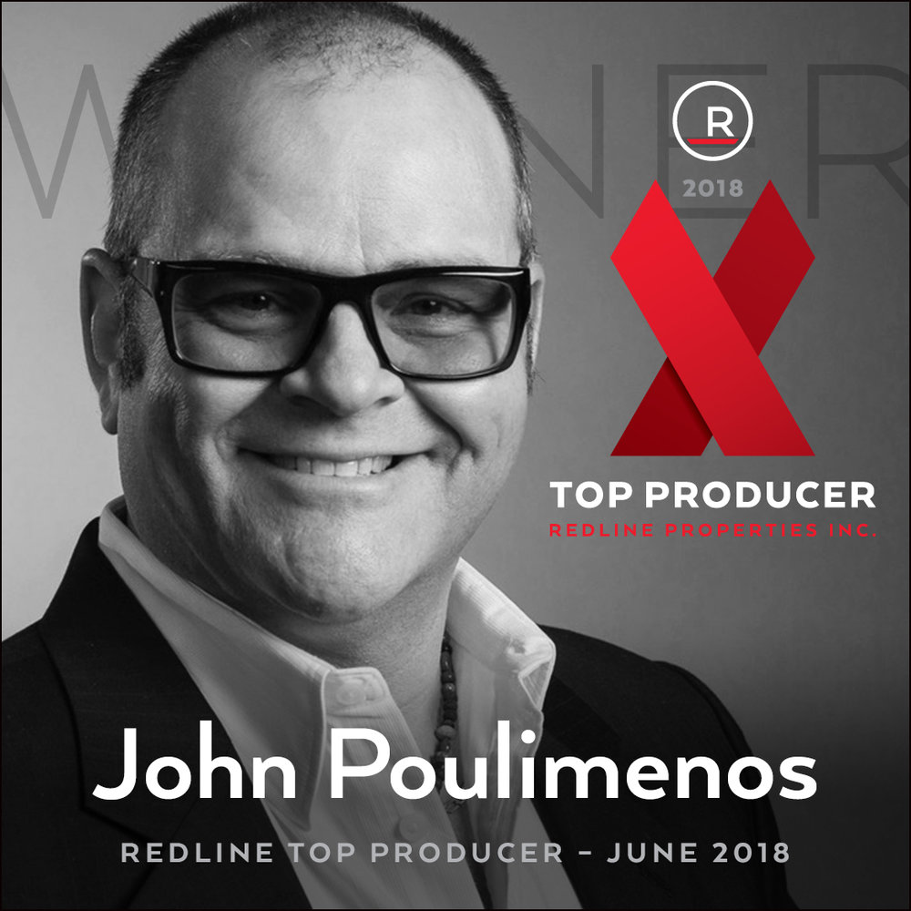 5x Monthly Top Producer Award Winner