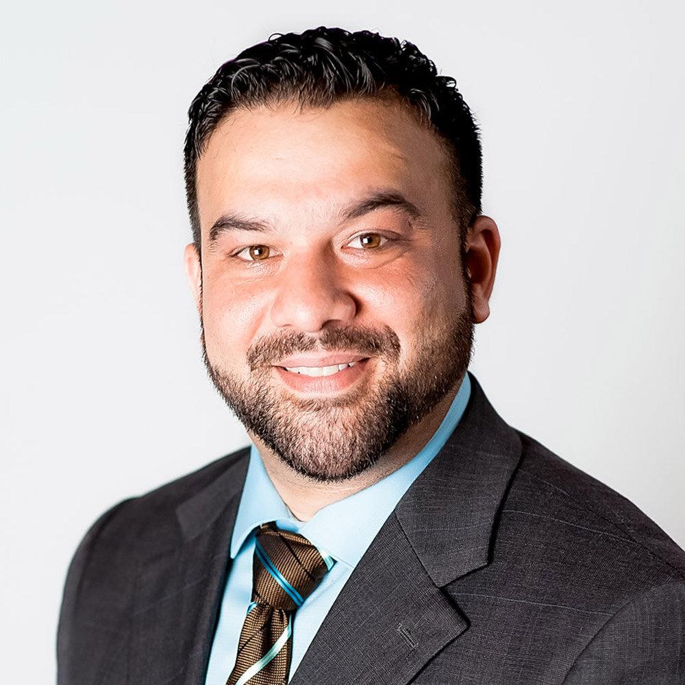 Shaun Masih</br>Sales Rep.</br>289-689-3855