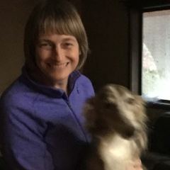 Anna Evans, Licensed Clinical Professional Counselor    Anna Evans graduated with a Masters Degree in Counseling from Arizona State University and has been a licensed professional counselor since 1999. She is also a grief therapy specialist. For Anna, it is always a privilege to facilitate therapy groups and witness their transformative power. Anna is owned and loved by two rare breed Silken Windhounds, a rescued Chihuahua cross, and a rescued Rat Terrier.