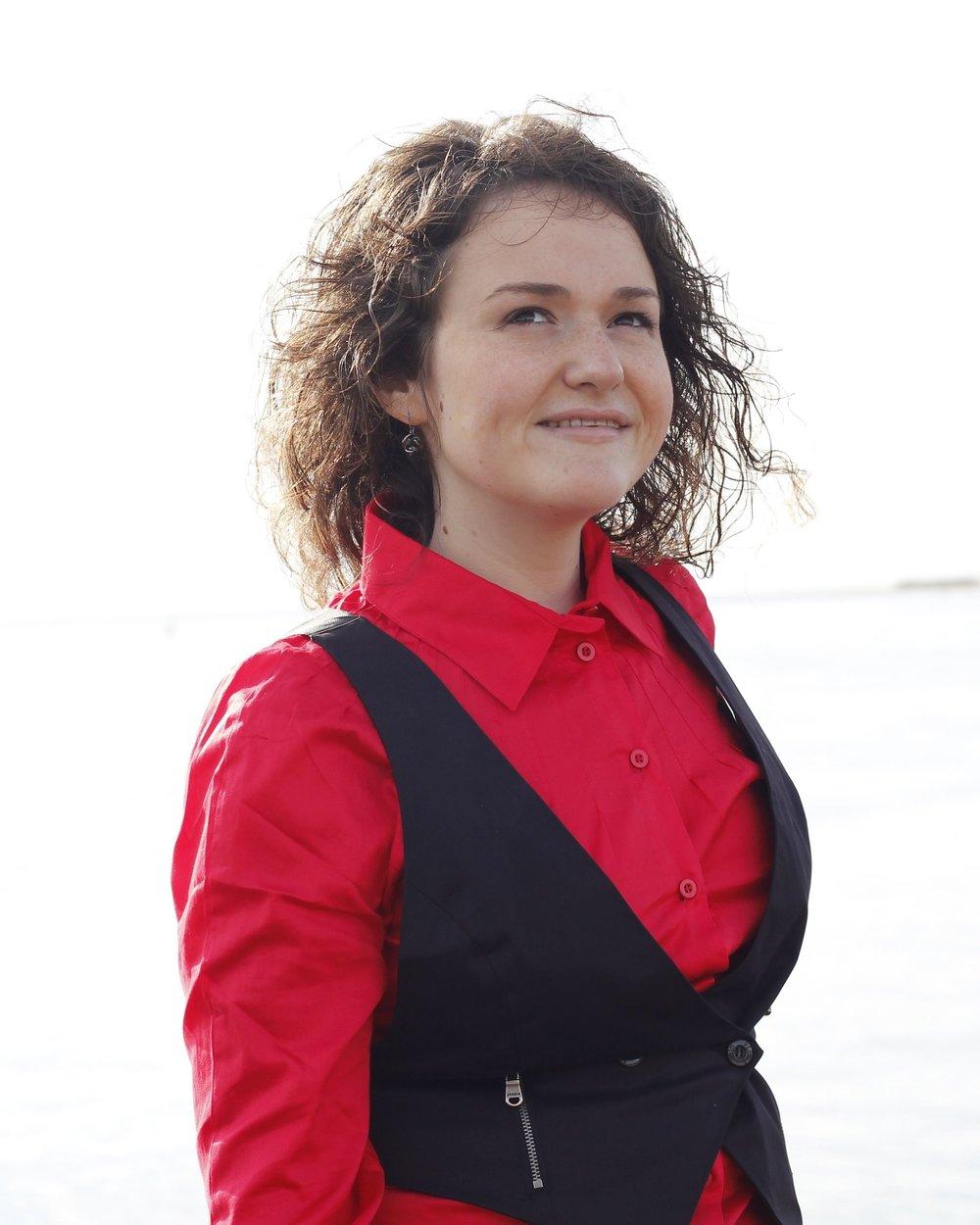 Irina Poddubnaia - Project Manager