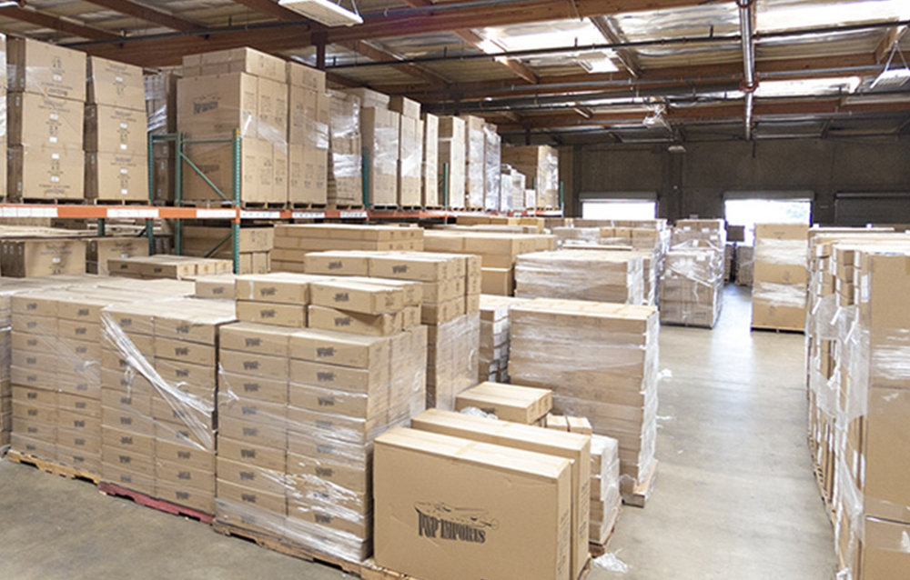 WHOLESALE OPERATIONS - P&P Imports has flexible distribution capabilities to meet all of our customer's needs. Please contact us to learn about becoming a retailer.