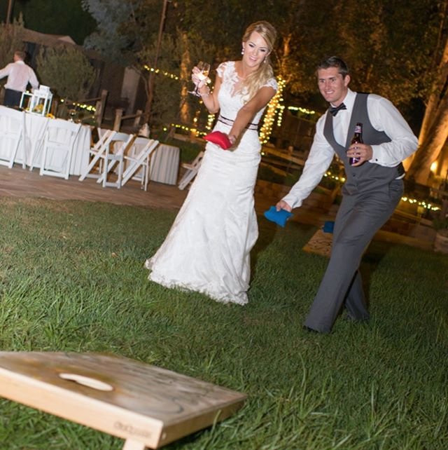 Our best sellers are now live on @zola wedding registry! . . . . . . . . #playgosports #cornhole #wedding #bride #registry #beer #friends #fun #outdoorgames #lawngames #summerfun #weddingfun #zola #love #amazon #gift #tailgate #party #oc #discount #sports #groom #loveit