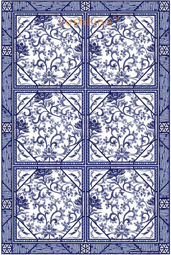 Blue Willow Transferware.