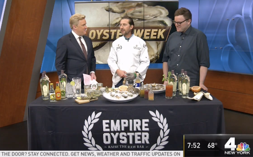 New York Oyster Week 2018 - 4NBC