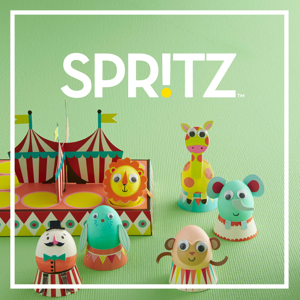 Spritz photo art direction by Kayd Roy