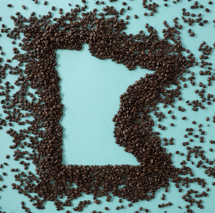 Minnesota Coffee - art direction Kayd Roy
