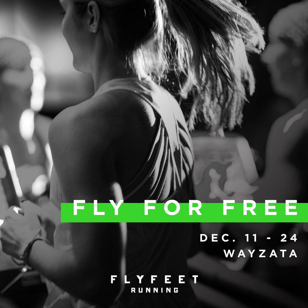 Fly Feet Running - Digital Marketing by Kayd Roy