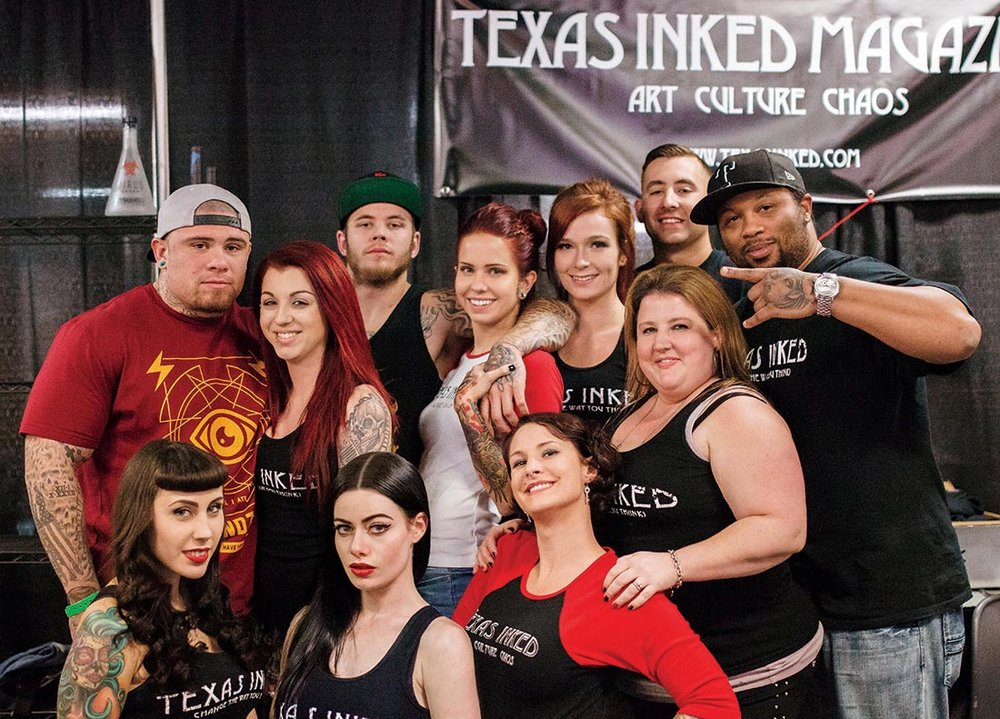 2015 Houston Tattoo Extravaganza