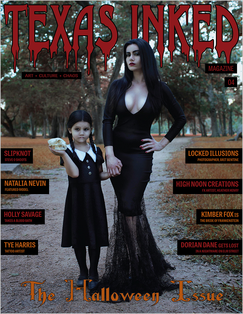 ISSUE NO. 04, The Halloween Issue