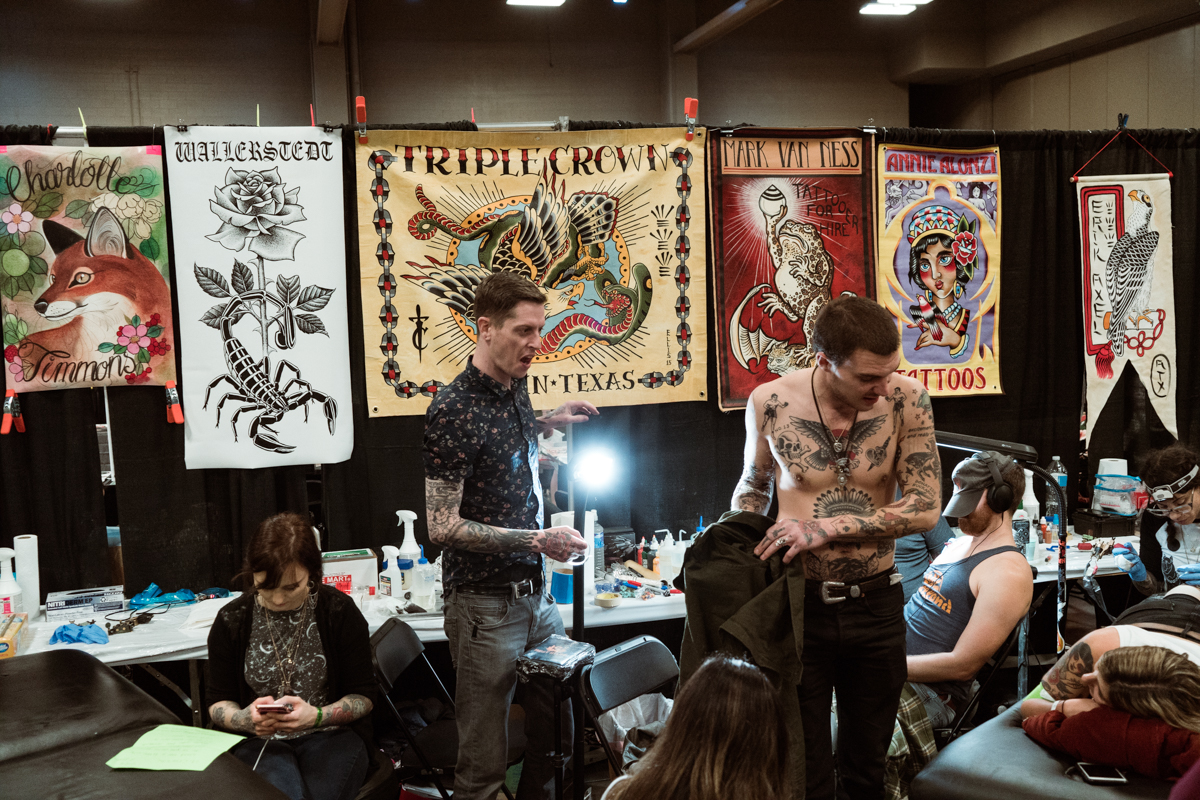 bda657cad Star of Texas Tattoo Art Revival — Texas Inked