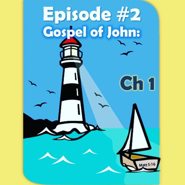 Happy Thursday! Hope your day is well. Every Thursdays at 8p we publish a reading from the bible. We are covering Gospel of John Ch. 1 #Goodnews #gospel #reading #biblestudy #podcast #Christian #christianity #RSCVE