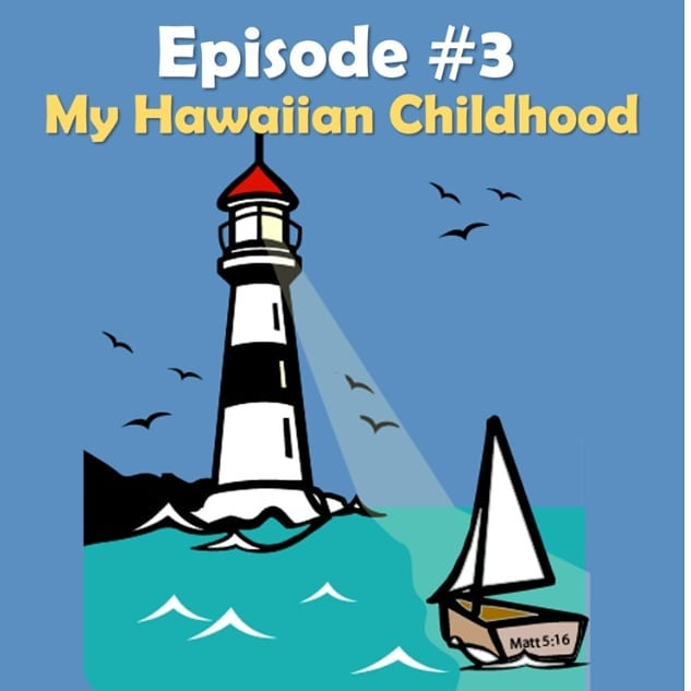 """Happy Monday, Today's New Episode! Is Ep.3. Ms. Jacqueline Loucks aka shares her inspiring account of her childhood in Hawaii and how through her persistence in prayer the Lord hearkened to her word and lifted her up from her situation. Jackie's story sums up to me as Rom 8:28 """"We know that in everything God works for good with those who love him, who are called according to his purpose. #Christian  #Christianpodcast #goodnews #newepisode #Lythous"""