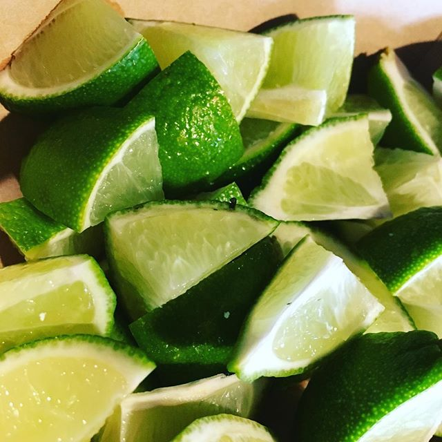 Rocklands Farm til 4pm.  We have limes and hot sauce to warm you up.