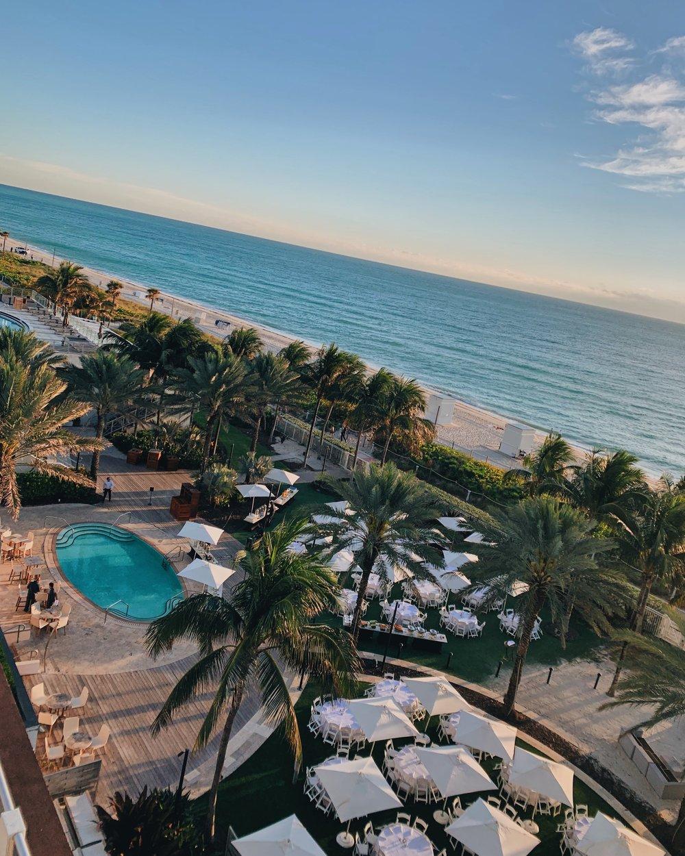 Nobu Beach Hotel - Miami Beach, Florida