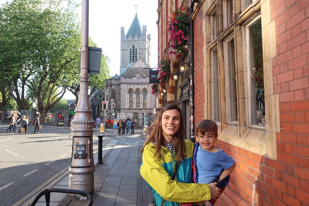 Somewhere, Dublin
