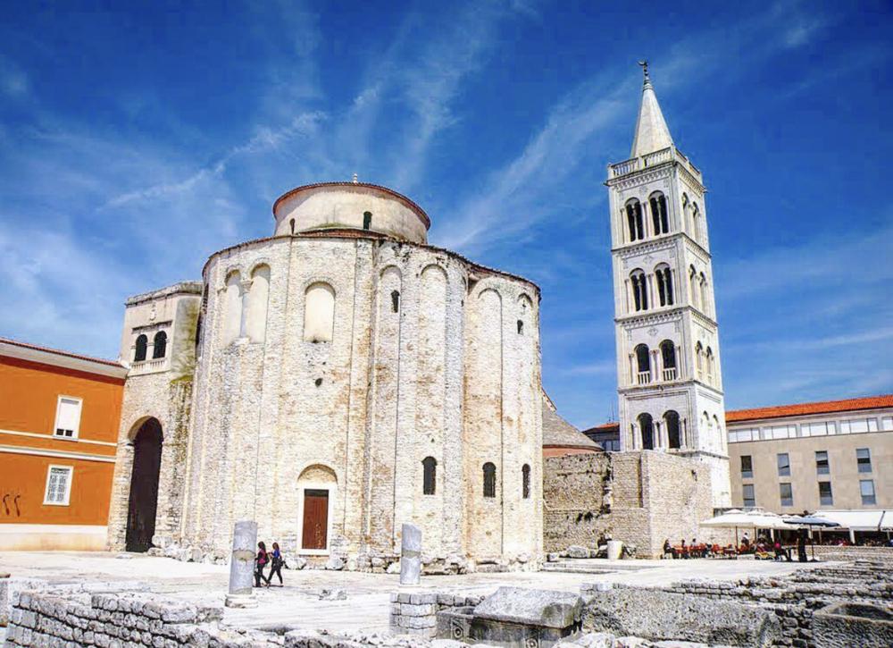 Sveti Donat, Zadar