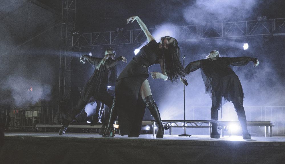 Banks - Lollapalooza 2017