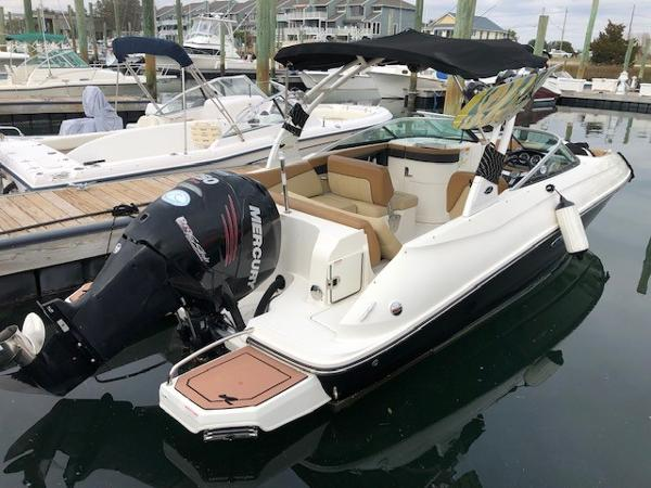2014 Sea Ray 240SD - Price: $52900Location: Wrightsville Beach, NCMore Details→ Request Info