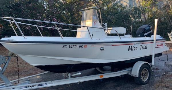 1998 BOSTON WHALER 17 OUTRAGE II - Price: $12 900Location: Charleston, SCMore Details→ Request Info