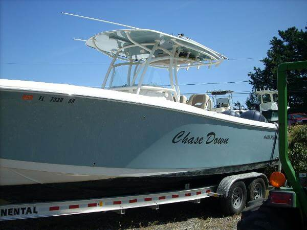 2017 Sailfish 290cc - Price: $129 900Location: Plymouth, MAMore Details→  Request Info