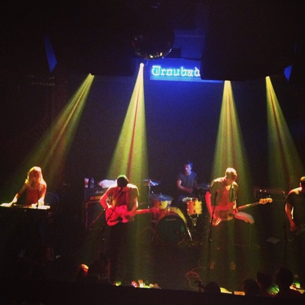 Ozma @ The Troubador 2012