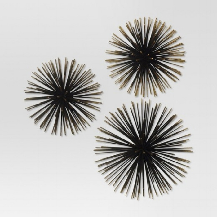 Target's Sea Urchin Wall Décor Gold - Project 62™