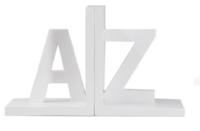 Target's A-Z Bookends