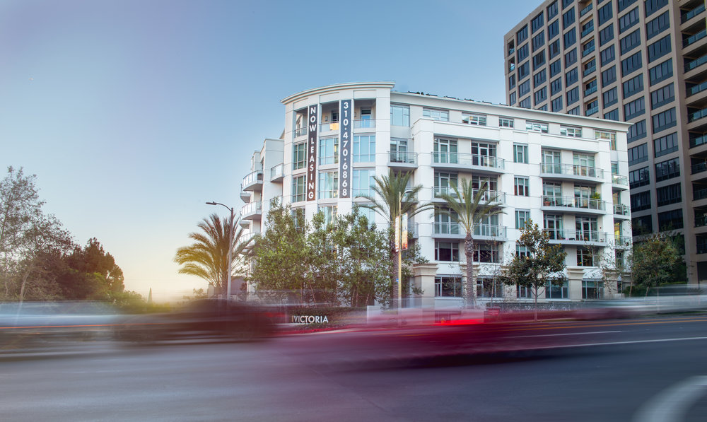 Wilshire Victoria - 10700 Wilshire Boulevard, Los Angeles, CA 90024
