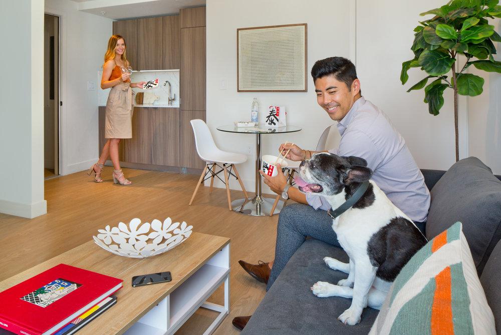 West-Los-Angeles-Luxury-Apartments-1759 Beloit-Interior-Wet-Bar-Living-Room-2.jpg
