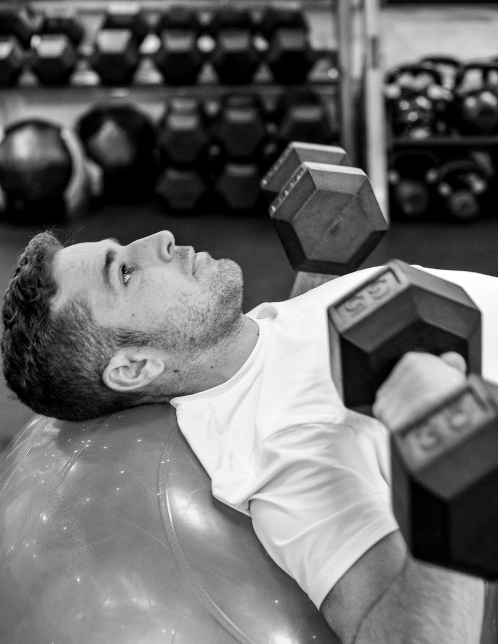 Colin Stuart - Personal Trainer