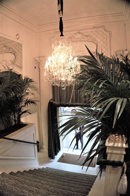 The Paris Yves Saint Laurent museum