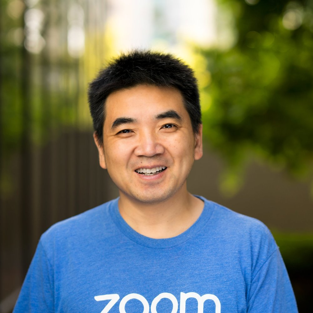 "<p><strong>Eric Yuan</strong>CEO, Zoom<a href=""/area-of-your-site""></a></p>"
