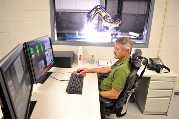 robotic assistant air force