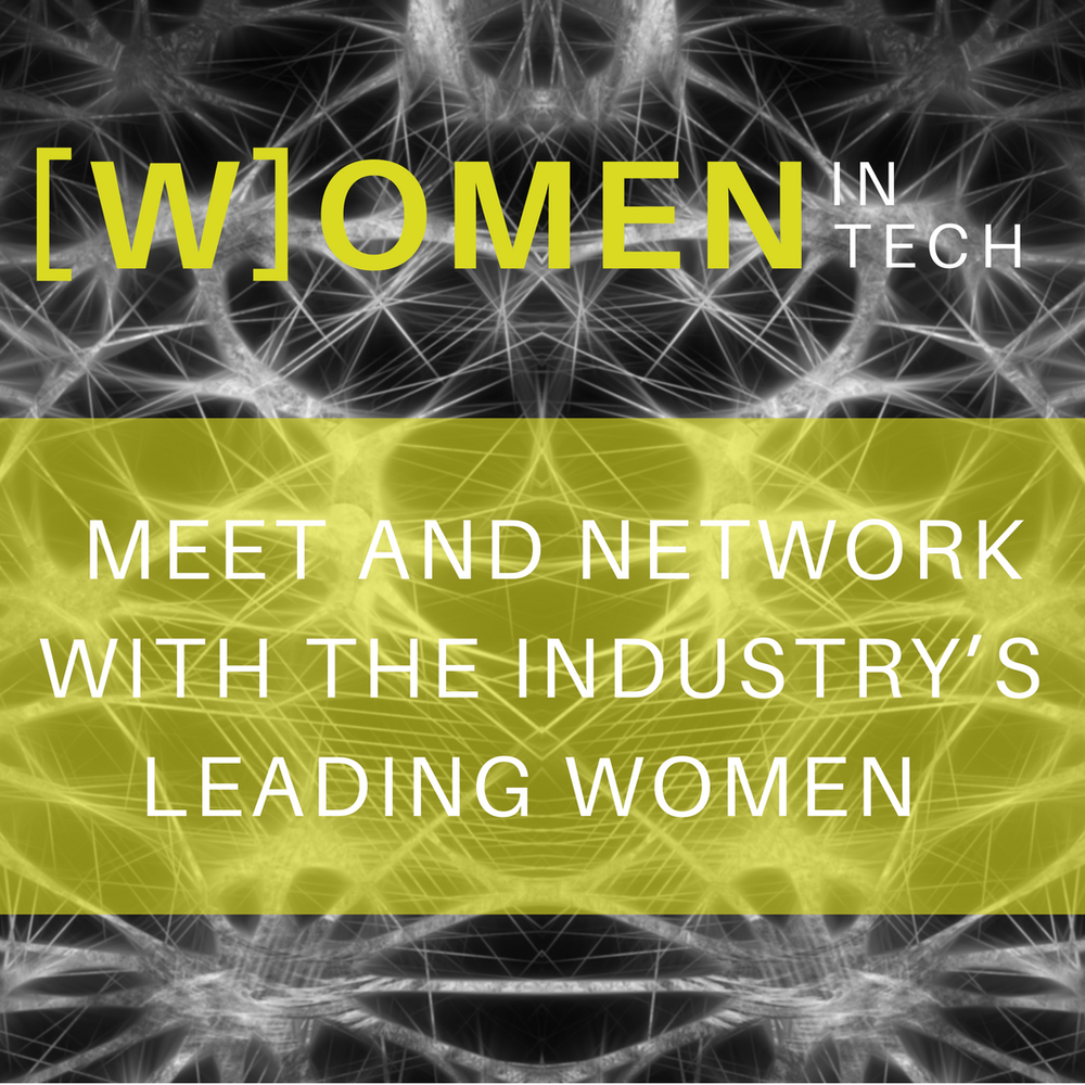 Open Audience Discussion on issues and challenges faced by  women in the tech industry  from  5pm  in  Conference B!