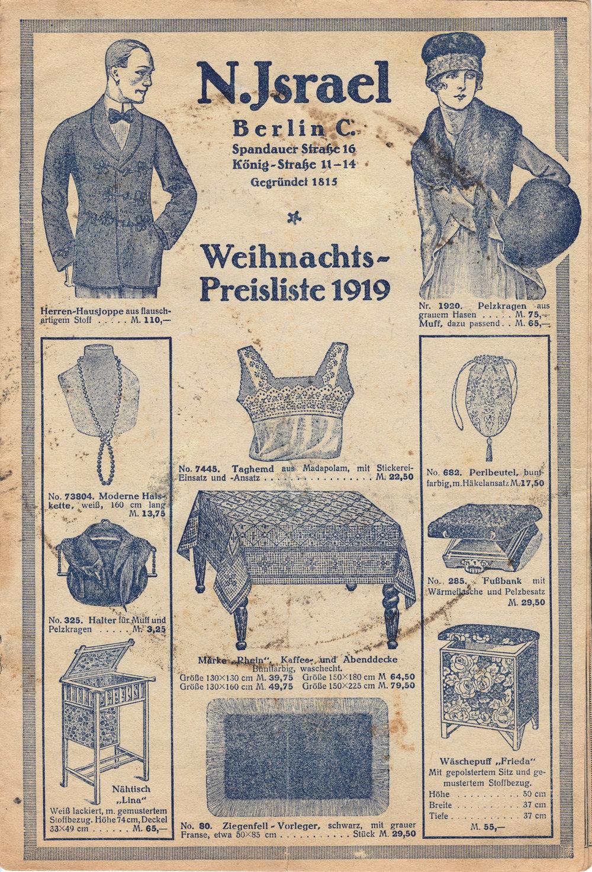 Paper Ephemera Claus Jahnke Collection
