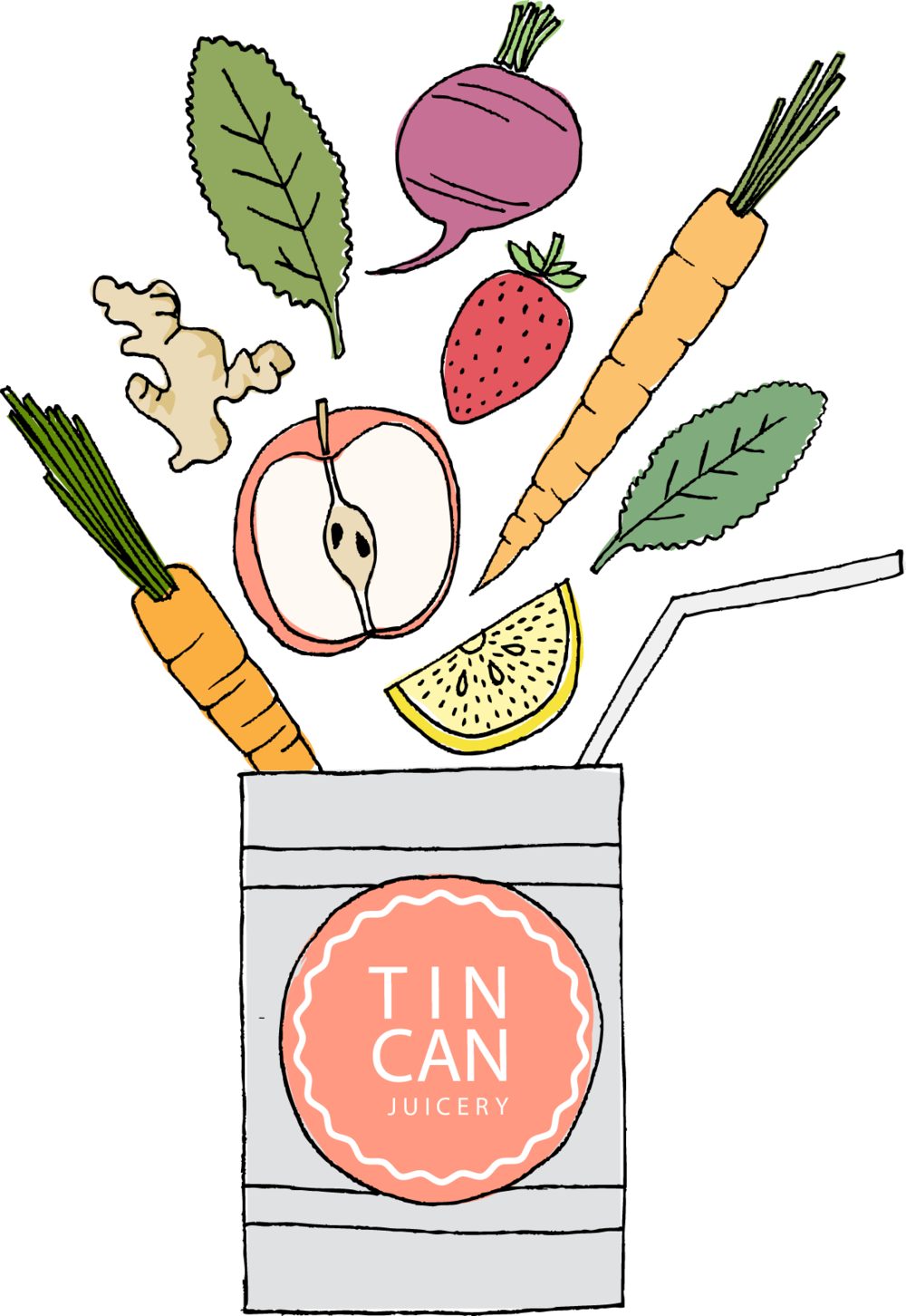 Visit Tin Can at our location in Hudson, NY - 449 Warren Street Tuesday - Friday 7 am to 3 pmSaturday and Sunday 9 am to 2 pmclosed Monday