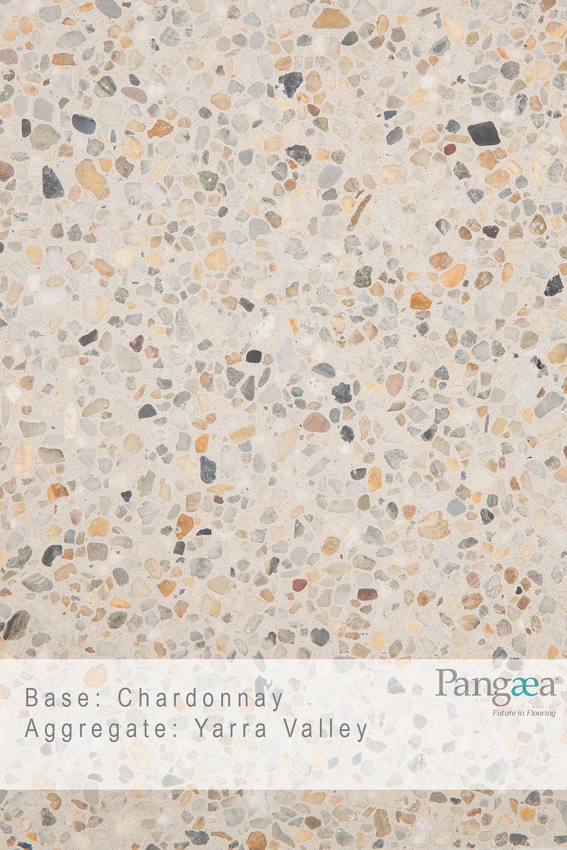 Base -chardonnay. aggregate - yarra valley