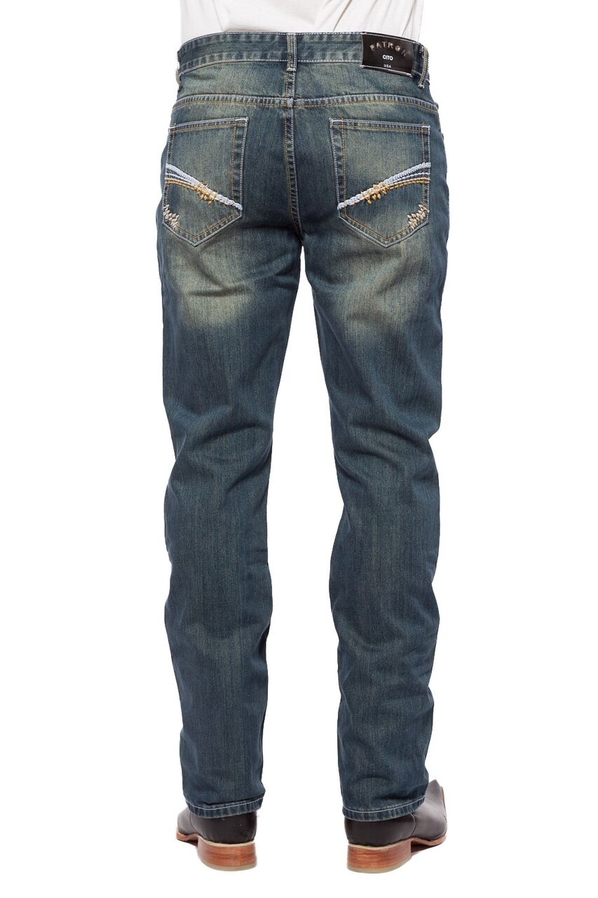 347eeb5598e Fashion Ripped Jeans (Dirty Blue) P275 —