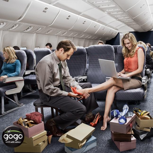 gogo - Client: GoGoLocation: Los Angelas, CaliforniaPhotographer: Jim Fiscus