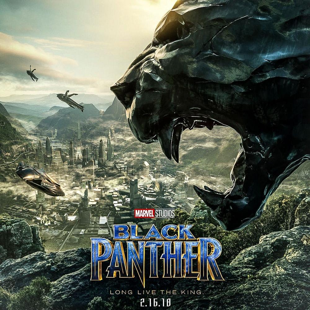 Black Panther - Client: DisneyLocation: Atlanta, GeorgiaPhotographer: Marco Grob