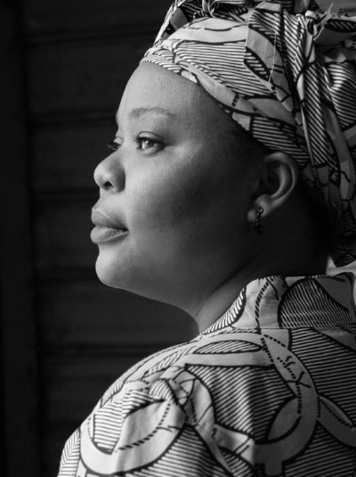 "Leymah Gbowee    ""Don't wait for a Gandhi, don't wait for a King, don't wait for a Mandela, you are your own Gandhi, you are your own King."""