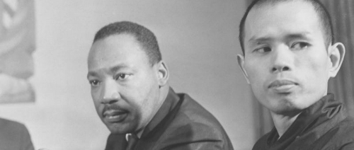 Thich Nhat Hanh and Martin Luther King Jr.