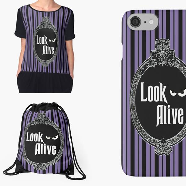Look Alive - Purple