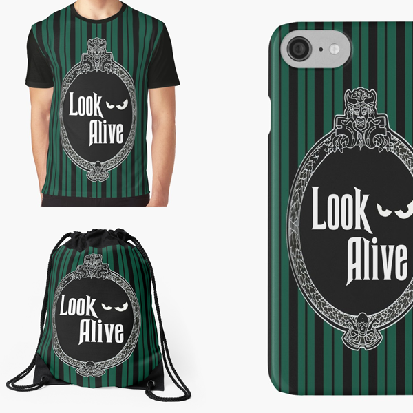 Look Alive - Green