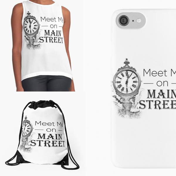 Meet Me on Main Street